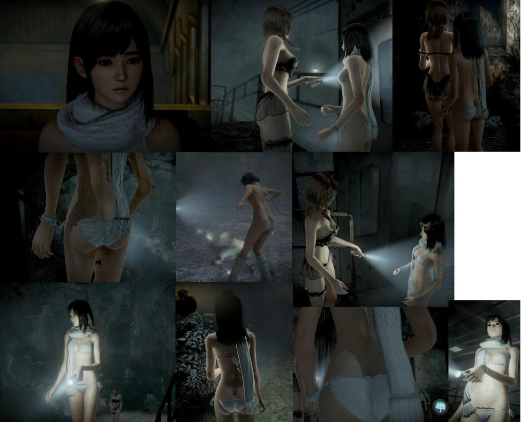 Fatal Frame sexy protagonistes 2