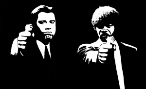 pulp_fiction_stencil_by_shmilblix-d3bgl7s
